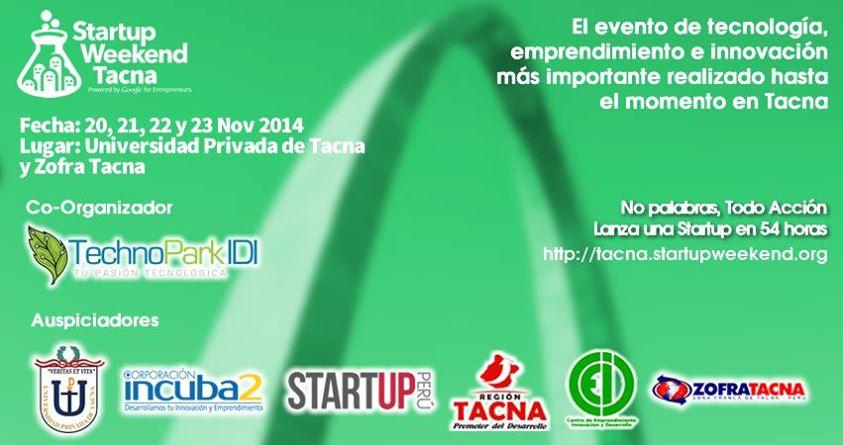 StartupWeeken_tacna_2014