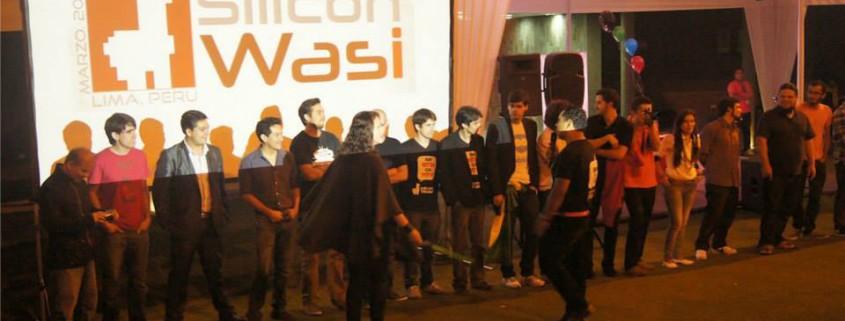 Final del Silicon Wasi - StartupWars